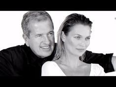 Mario Testino behind the scenes with Kate Moss. #Hasselblad -AL
