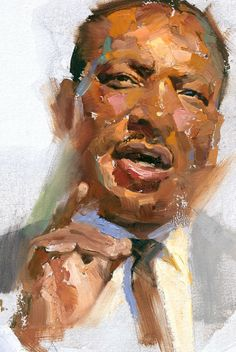 MLK - Artists whose work I love and inspire me. See paintings from Mark Phi Creations at markphicreations.com