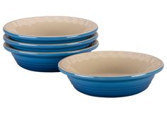 Set of 4 Petite Pie Dishes