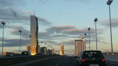 vienna Seattle Skyline, Cn Tower, Vienna, World, Building, Travel, The World, Voyage, Buildings