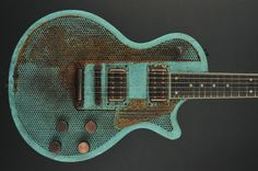 James Trussart Custom Guitars