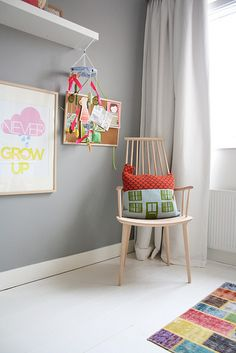 Funky Netherlands Home Tour by decor8, via Flickr
