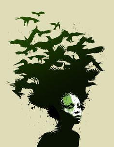 Bird Illustration Category Illustration Tags Animals Illustration