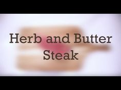 Valentines Dinner and restaurant quality meal at home. Making herb and Butter Basted Steak Moist, juicy, and flavorful. Dinner Reservations, Steak Butter, Valentines Day Dinner, Home Recipes, Steak Recipes, Skillet, Entrees, Herbs, Beef