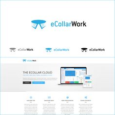 Ecollar + webpage preview
