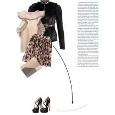 """Без названия #3828"" by olesyal on Polyvore"