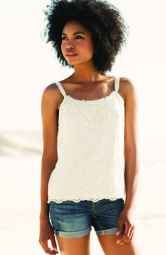 Vintage Top (in stores end September). The boy short Short Shirts, Boy Shorts, Short Outfits, Vintage Tops, September, Camisole Top, Tank Tops, Clothing, Women