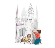 Discovery Kids Color Me Play Castle $15 JCP