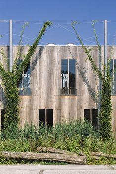 Galería de Domein Oogenlust / architecten   en   en - 3