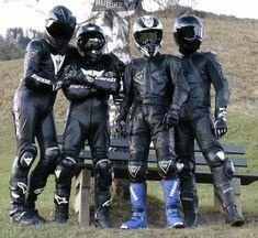 """suitloversg: """"What's better than a hot biker? Motorcycle Suit, Motorcycle Leather, Biker Leather, Leather Men, Motorcycle Jackets, Sexy Biker Men, Biker Boys, Motocross Outfits, Motard Sexy"""