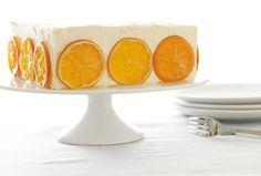 Orange Honey Cake with Orange Mousse | | Jewish Recipes - Joy of Kosher with Jamie Geller