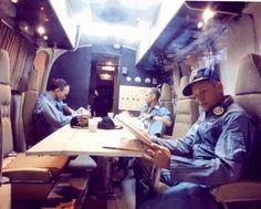 Apollo 11 quarantine post landing.