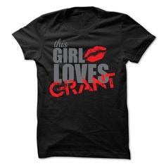 This Girl Loves Grant T-Shirt T Shirt, Hoodie, Sweatshirt