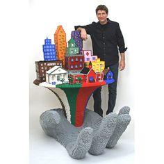 lego sculptures   Lego art: sculptures by Nathan Sawaya - Telegraph