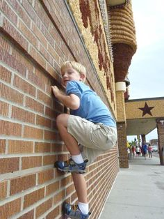 Mitchell, SD...Corn Palace.  We've been here twice, both times to use the bathroom!
