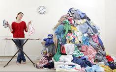5 dicas fáceis para engomar a roupa sem ferro!