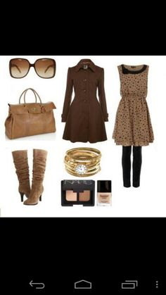 Outfits-fall winter