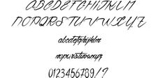 Ventilla Script font by Maelle.K #fonts #font #typography #webdesign #design #calligraphy #script