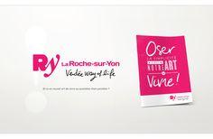 Création d'une marque d'attractivité pour l'Agglomération de la Roche-sur-Yon