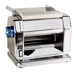 """I can always dream  9"""" Electric Stainless Steel Pasta Machine"""
