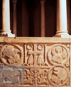 kalistova krstionica 1. pol.8.st., cividale-sigwaldova ploča