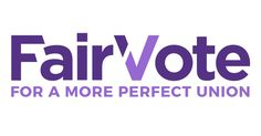 FairVote is a nonpartisan champion of electoral reforms that give voters greater choice, a stronger voice, and a representative democracy that works for all Americans. Political System, Political Science, Presidential Election, Electoral College Votes, Political Problems, Beav, Voter Turnout, Voting System