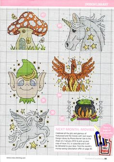 Gallery.ru / Фото #47 - The world of cross stitching 211 - tymannost