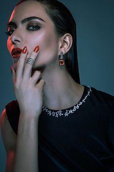 Lary Arcanjo Model4 Precious Gems: Lary Arcanjo Poses for Karine Basilio in Cidade Jardim