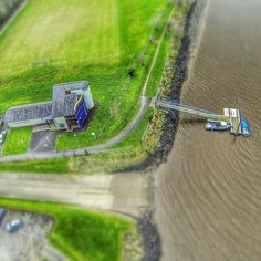 Foyle Search and Rescue HQ #foylesearchandrescue #notforsale #gimbal #gopro #djiphantom #aerial #aerialphotography #riverfoyle #derry #londonderry #rescue #charity
