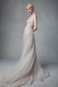 Thanks to elite online retailers and the overwhelming craving for something original, the top bridal designers of 2018 was not hard to decipher. Bridal Dresses, Wedding Gowns, Wedding Venues, Dresses Elegant, Glamour, Bridal Collection, Lanvin, Bridal Style, Designer Dresses