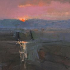 Colin Orchard - Dartmoor Sunset