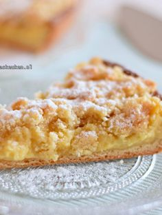 Dutch Recipes, Pie Recipes, Sweet Recipes, Baking Recipes, Snack Recipes, Dessert Recipes, Köstliche Desserts, Delicious Desserts, Yummy Food
