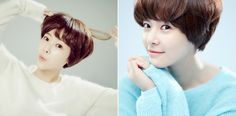 The Analysis of HWANG JUNG-EUM HAIR STYLE | kpopland