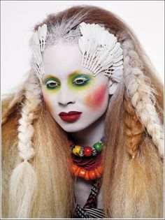 Illamasqua GET LISTED TODAY! http://www.HairnewsNetwork.com  Hair News Network. All Hair. All The time.