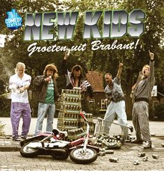 New Kids dronken veel bier tijdens opnames | biernet.nl