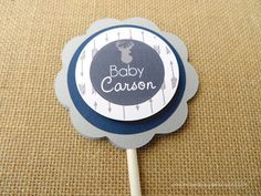 Deer Cake Topper Deer Baby Shower Cake Topper Deer Birthday