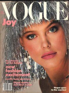Vogue December 1984