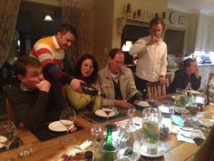 Various winemakers from Stellenbosch came to taste Tabarrini Sagrantino at Yumporium house in Cape Town, South Africa. #TrovareTabarrini #Tabarrini #wine #SouthAfrica