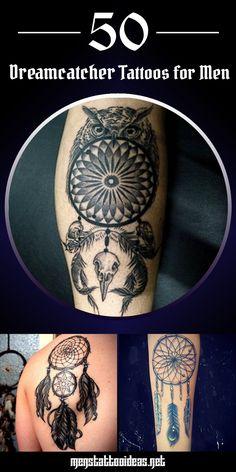 50 Beautiful Dreamcatcher Tattoo Ideas