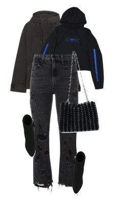 """""""Untitled #766"""" by zaraoutfits ❤ liked on Polyvore featuring adidas Originals, M.Y.O.B., Alexander Wang, Paco Rabanne, Jean-Michel Cazabat, men's fashion and menswear"""