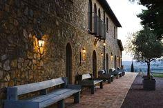 Twilight at the Wine Resort