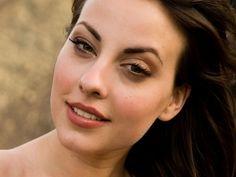 arcok, barnák, Lorena, garcia, a nők szélesvásznú háttérképek  képek - arcok, barnák, Lorena, garcia, a nők  képek 1400x1050