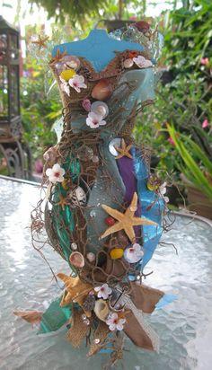 : Sea Fairy Dress Form