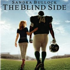 2009 - The Blind Side - The story of Michael Oher, a homeless and traumatized boy who became an All American football player and first round NFL draft pick with the help of a caring woman and her family. Bullock's Masterpiece!