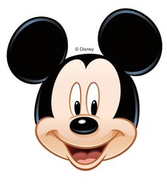 des sports Papilles On Off Sweet Table Minnie Gabarit Mickey Tete Imprimer T Te Imprimertete de ...