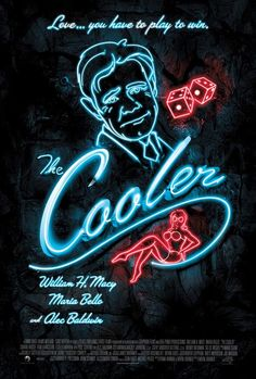 The Cooler movie poster (http://webexpedition18.com/articles/20-incredibly-cool-movie-posters/ , 2014)