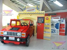 Recámaras infantiles - ¡10 camas literas muy divertidas!  Pasa por marcasdecoches.org para saber más sobre las diferentes marcas de coches.