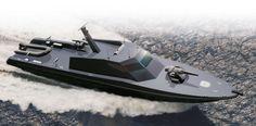 fastest boat | ONUK MRTP 22 FAST ATTACK CRAFT