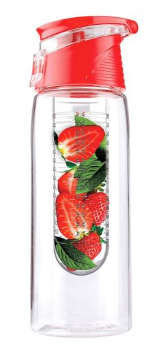 Fruit infusing water bottle #product_design