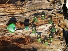 Stoned Green - pinned by pin4etsy.com